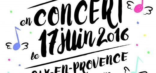 Affiche concert 17 juin 2016